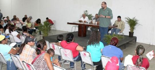 Consejos Comunales del Sur conocieron alcances de decretos presidenciales para la zona