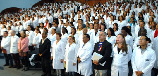 Más de 600 Médicos Integrales Comunitarios iniciaron postgrado en Carabobo