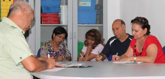 Sindicatos de docentes estadales apoyan gestión del Gobierno Regional