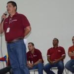 Trabajadores de Fundadeporte agradecieron beneficios y logros del Gobierno Bolivariano