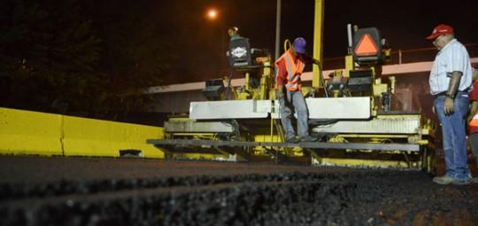Gobierno de Carabobo avanza en plan de rehabilitación vial