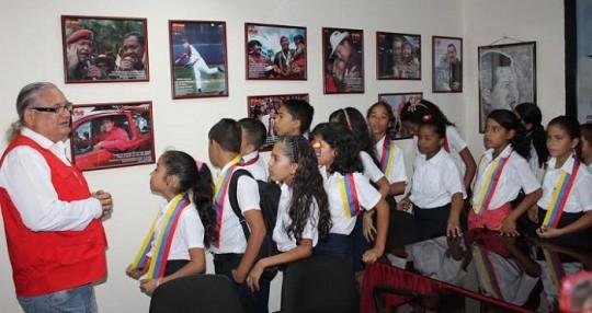 """Inaugurada exposición """"Día de la Dignidad de los Pueblos"""""""