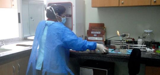 Por primera vez en la CHET se realizan  pruebas para despistaje de cáncer