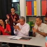 Gobierno regional firmó alianza con IUTVAL para mantenimiento de 19 mil Canaimas