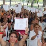 Más de 3 mil certificados de Artes y Oficios ha entregado gestión de Ameliach