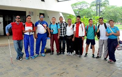 Atletismo carabobeño con diversidad funcional  partió al I Clasificatorio en Barquisimeto