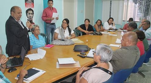 Consejo Estadal Popular de Salud  inició coordinación de planes de acción