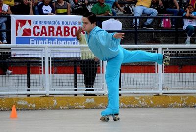 I Festival de Patinaje Especial cautivó al público carabobeño
