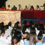 Con Poder Popular se juramentó  Consejo Estadal de Salud en Carabobo