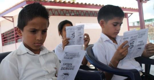 Gobernación de Carabobo inició Semana de la Salud Escolar
