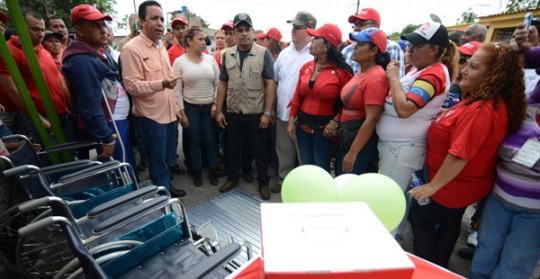 Campaña Social Carabobo llegó a Santa Ana de Morón