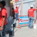 Gobernación continúa rehabilitación de U.E Miguel Otero Silva