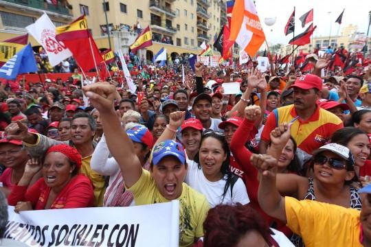 ¡El PSUV puede!