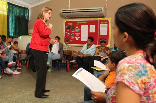 Escuelas estadales trabajarán  con nuevo Plan de Lectura y Escritura
