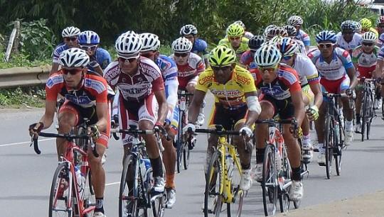 Carlos Galviz ganó VI etapa de Vuelta a Venezuela que partió desde Campo Carabobo