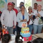 Comuneros y Misiones también conmemoraron Natalicio del Comandante Hugo Chávez