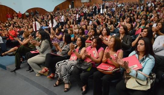 entregamos titularidades de cargo  a 781 docentes de escuelas estadales