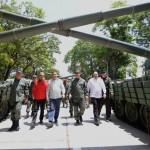 Brigadas del Ejército en Carabobo, Aragua y Guárico tienen nuevos comandantes