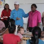 Niños y niñas en situación de pobreza extrema serán insertados al sistema escolar