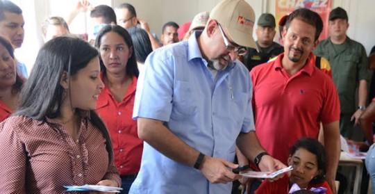 Habitantes de Los Alabaret orgullosos por culminación de Base de Misiones