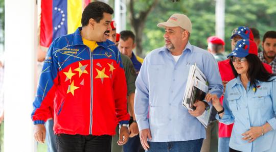 Gobernador Ameliach cuenta con 50,6% de aceptación y Maduro tiene 54,3%