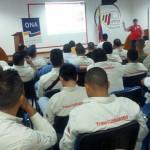 Personal de TransCarabobo recibió Capacitación en prevención de drogas