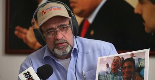 Ameliach señala a dirigentes de Cuentas Claras y PJ de planificar violencia en Carabobo