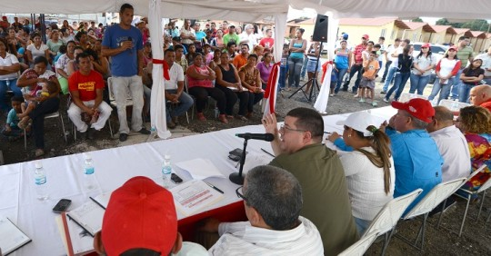 Habitantes de Guacara enlazan soluciones con gobierno de Ameliach