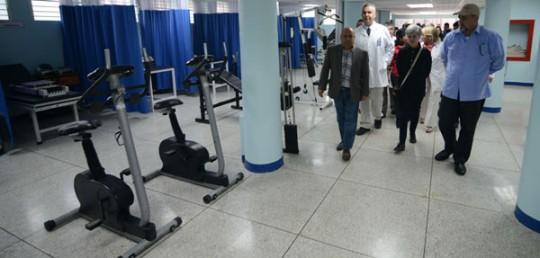 En la CHET nueva Medicina Física y Rehabilitación  supera expectativas de especialistas