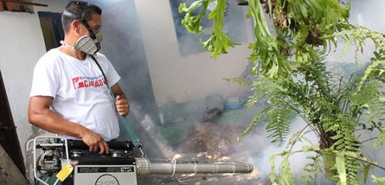 Habitantes de Santa Rosa sumados a campaña contra dengue y Chikungunya
