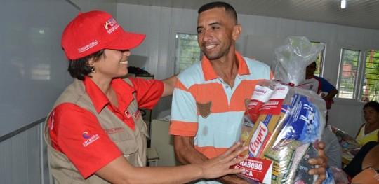 Gobernación llevó beneficios sociales  para habitantes de Guacara y Valencia