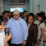 """Inauguración del Servicio de Hospitalización  en Morón """"es un sueño hecho realidad"""""""