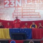 Nos estamos reorganizando para defender  soberanía nacional y legado de Chávez