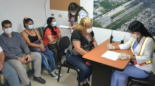Realizado en Carabobo simulacro  de prevención contra el Ébola