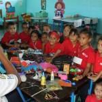 Celebración del Mes de Educación Inicial arrancó en Escuelas Estadales