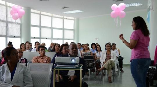 Gobernación inició programación  para prevenir cáncer de mama
