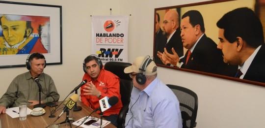 Rodríguez Torres ratificó conexiones  de Saleh con dirigentes de Carabobo