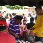 Más de 800 familias de Palma Sola favorecidas con Jornada Integral