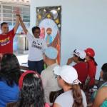 Ubch Ricardo Alterio de Guacara Eligio jefe y Patrullas Sectoriales