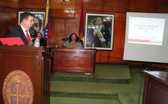 Más del 75% para inversión contempla presupuesto regional 2015