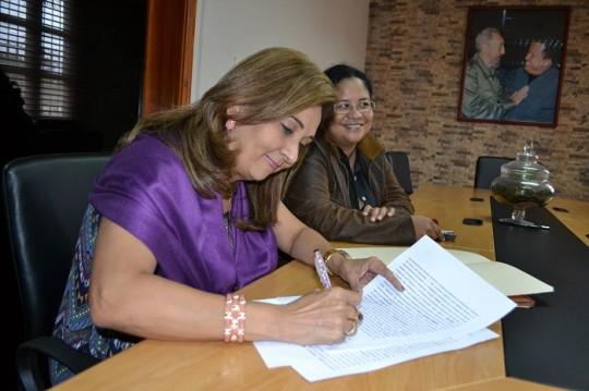 Gobernación firmó convenio para mejorar  atención odontológica a la población