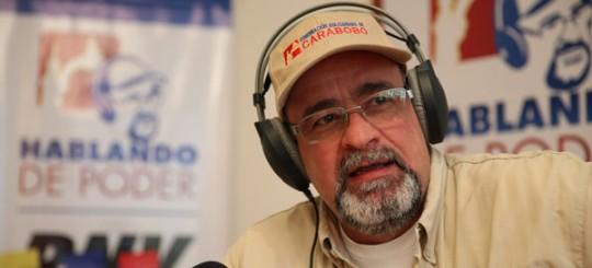 PSUV está tejiendo red de articulación  Político social de abajo hacía arriba