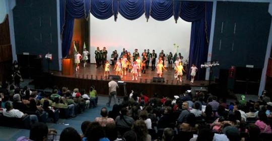 Arrancó II Festival de Cine Comunitario Aragua-Carabobo