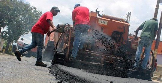 Hemos invertido más de Bs. 3 mil millones en infraestructura