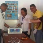 Insalud recuperó más de 20 equipos  médicos para tres centros hospitalarios