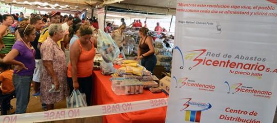 Jornada alimentaria benefició a más de 5 mil carabobeños