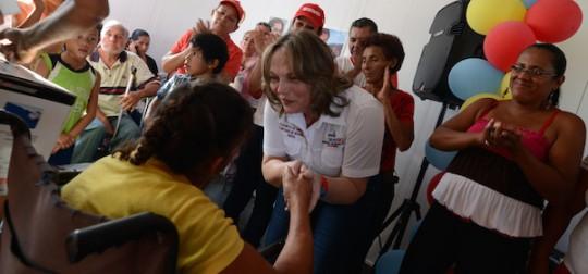 Hemos invertido  Bs 814 millones  en 42 ayudas sociales para el Sur