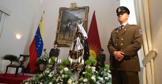 Pedimos a la Virgen del Socorro por la unión de carabobeños y venezolanos