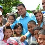 Gobierno de Carabobo entregó ayudas sociales en Base de Misiones Valle Bolivariano