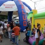 Insalud benefició a más de 600 personas  con jornada integral en Santa Rosa
